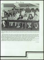1985 Potlatch High School Yearbook Page 110 & 111