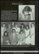 1985 Potlatch High School Yearbook Page 112 & 113