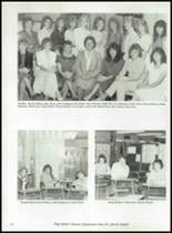 1985 Potlatch High School Yearbook Page 114 & 115