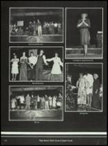 1985 Potlatch High School Yearbook Page 116 & 117