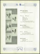 1944 Holy Name of Mary High School Yearbook Page 12 & 13