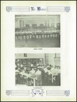 1944 Holy Name of Mary High School Yearbook Page 16 & 17