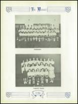 1944 Holy Name of Mary High School Yearbook Page 18 & 19