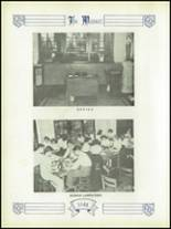 1944 Holy Name of Mary High School Yearbook Page 20 & 21