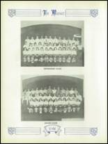 1944 Holy Name of Mary High School Yearbook Page 22 & 23