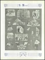 1944 Holy Name of Mary High School Yearbook Page 24 & 25