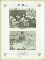 1944 Holy Name of Mary High School Yearbook Page 26 & 27