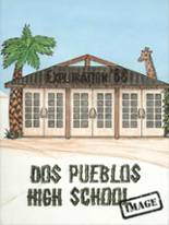 1988 Yearbook Dos Pueblos High School