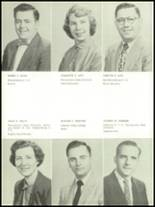 1957 Greencastle-Antrim High School Yearbook Page 12 & 13