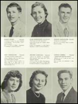 1957 Greencastle-Antrim High School Yearbook Page 18 & 19