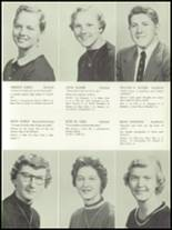1957 Greencastle-Antrim High School Yearbook Page 20 & 21