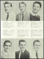 1957 Greencastle-Antrim High School Yearbook Page 22 & 23