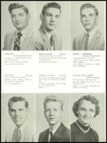 1957 Greencastle-Antrim High School Yearbook Page 24 & 25