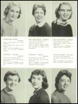 1957 Greencastle-Antrim High School Yearbook Page 30 & 31