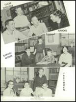 1957 Greencastle-Antrim High School Yearbook Page 34 & 35