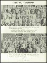 1957 Greencastle-Antrim High School Yearbook Page 38 & 39