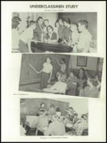 1957 Greencastle-Antrim High School Yearbook Page 48 & 49
