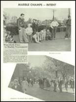 1957 Greencastle-Antrim High School Yearbook Page 58 & 59