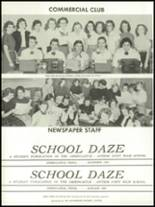 1957 Greencastle-Antrim High School Yearbook Page 66 & 67