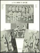 1957 Greencastle-Antrim High School Yearbook Page 84 & 85