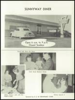 1957 Greencastle-Antrim High School Yearbook Page 90 & 91