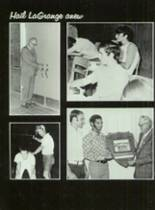 1973 LaGrange High School Yearbook Page 18 & 19