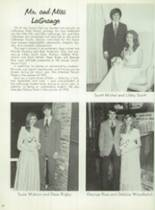 1973 LaGrange High School Yearbook Page 24 & 25