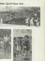 1973 LaGrange High School Yearbook Page 28 & 29