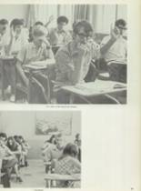 1973 LaGrange High School Yearbook Page 32 & 33
