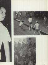 1973 LaGrange High School Yearbook Page 34 & 35
