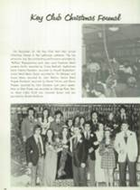 1973 LaGrange High School Yearbook Page 54 & 55