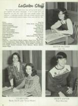 1973 LaGrange High School Yearbook Page 94 & 95
