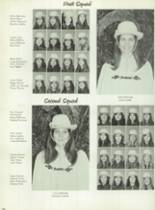 1973 LaGrange High School Yearbook Page 110 & 111