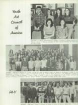 1973 LaGrange High School Yearbook Page 120 & 121