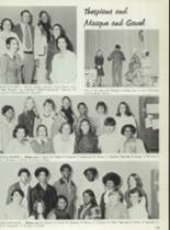 1973 LaGrange High School Yearbook Page 122 & 123