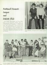 1973 LaGrange High School Yearbook Page 124 & 125