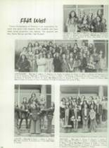 1973 LaGrange High School Yearbook Page 128 & 129