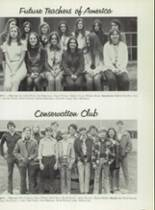 1973 LaGrange High School Yearbook Page 130 & 131