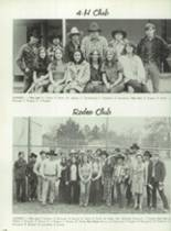 1973 LaGrange High School Yearbook Page 132 & 133