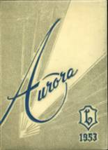 1953 Yearbook Milwaukee Lutheran High School