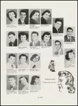 1951 North High School Yearbook Page 20 & 21