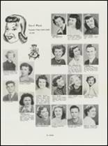 1951 North High School Yearbook Page 22 & 23