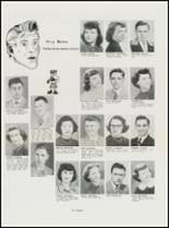 1951 North High School Yearbook Page 24 & 25