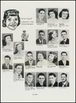 1951 North High School Yearbook Page 26 & 27