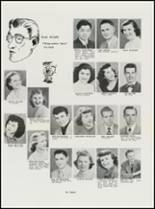 1951 North High School Yearbook Page 28 & 29
