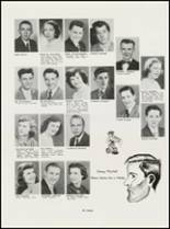 1951 North High School Yearbook Page 30 & 31