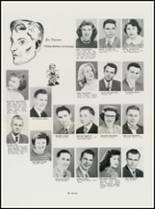 1951 North High School Yearbook Page 32 & 33