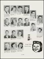 1951 North High School Yearbook Page 36 & 37