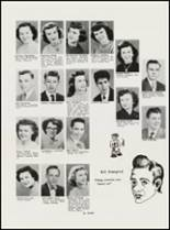 1951 North High School Yearbook Page 38 & 39