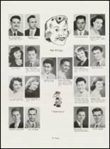 1951 North High School Yearbook Page 40 & 41